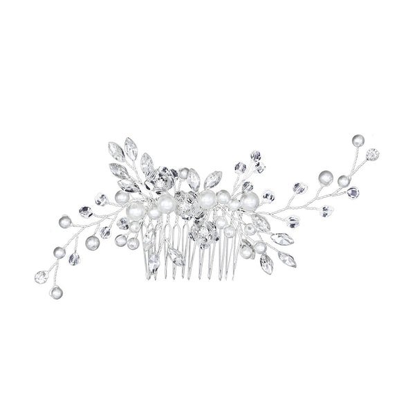 Phoebe Crystal Hair Comb