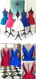 New Arrival simple different color unique style lovely freshman casual cocktail homecoming prom gown dress,BD00152 - SofitBridal