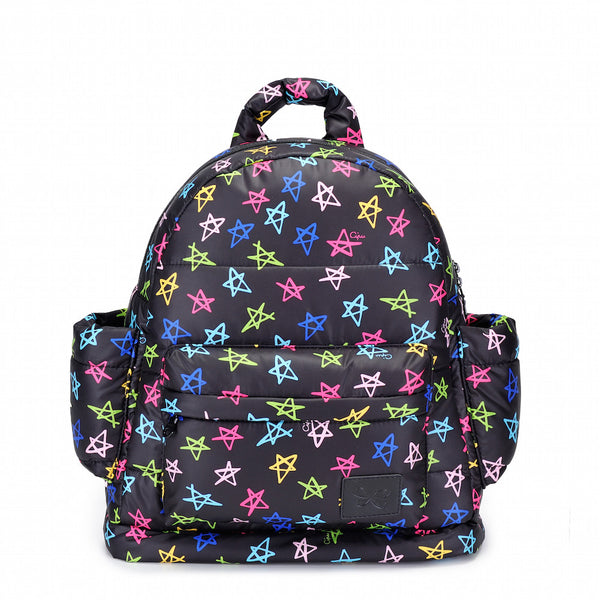 Backpack Baby Diaper Bag - Rock Stars M
