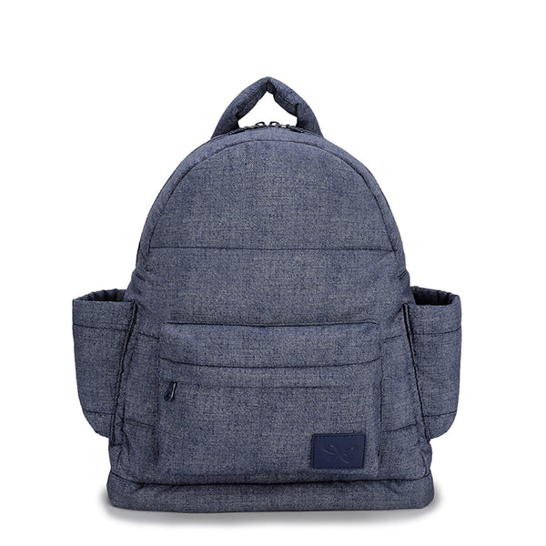Backpack Baby Diaper Bag - Navy M