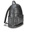 Backpack Baby Diaper Bag - Metallic Gray L