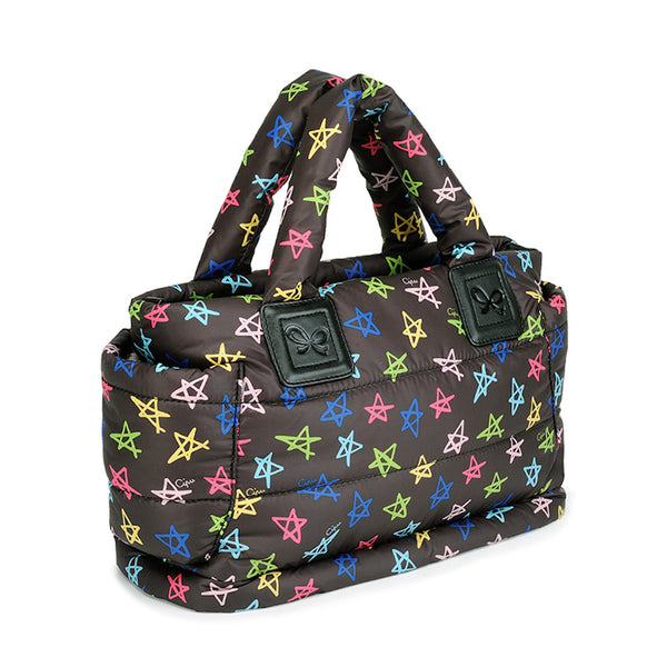 Tote Baby Diaper Bag - Rock Stars M