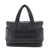 Tote Baby Diaper Bag - Black L