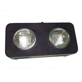 two head COB led light