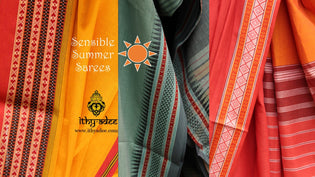 Sensible Summer Sarees