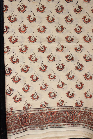 Kalamkari Blockprinted - Vriksha