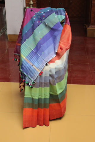 Breathtaking Bhujodi - Rainbow Wraps