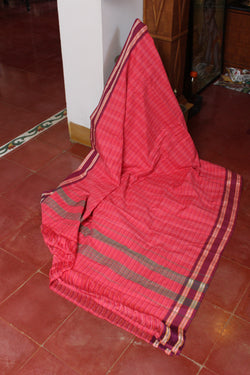 Kunbi - Bhaaukaai in Tomato Red