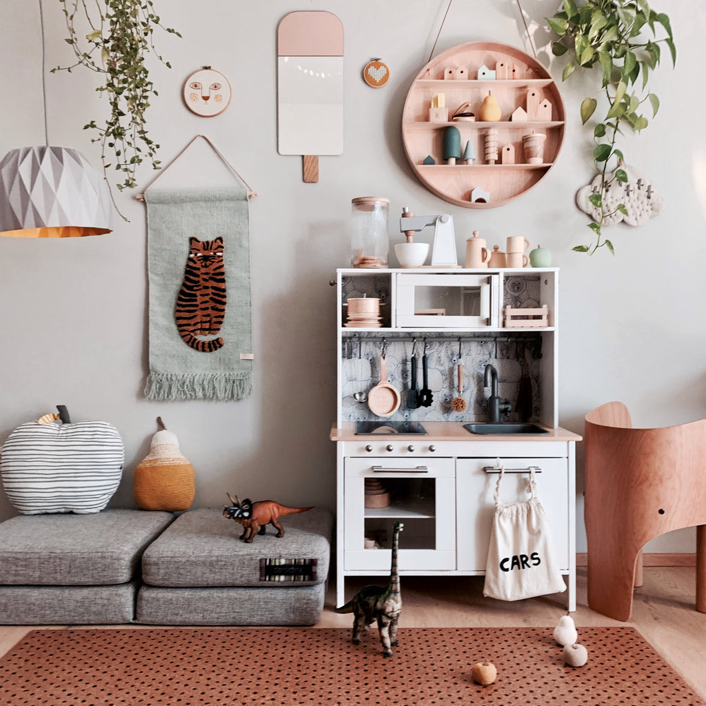 HOW TO DESIGN A SCANDI STYLE KIDS ROOM TO FALL IN LOVE WITH