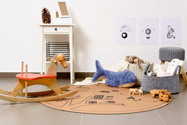 KIDS ROOM RUGS COLLECTION