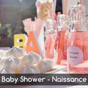 Baby Shower - Naissance