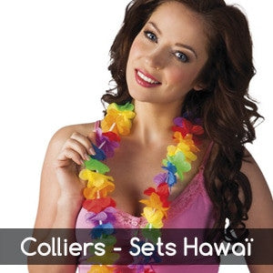 Colliers - Sets Hawaï