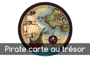Pirate Carte au Trésor