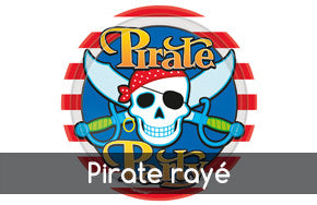 Pirate rayé