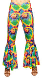 Pantalon hippie multicolore