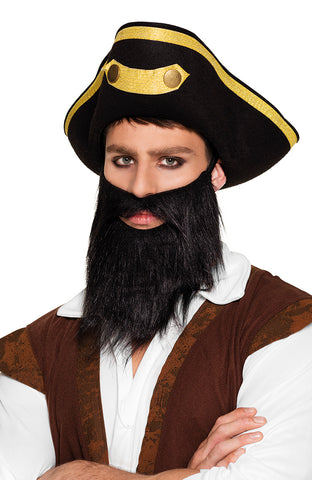 barbe pirate