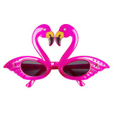 Lunette Flamant rose