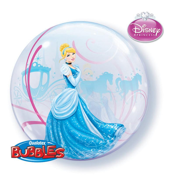 bubble cendrillon