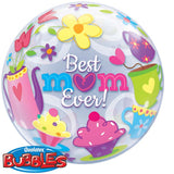 bubble best mom ever 56 cm