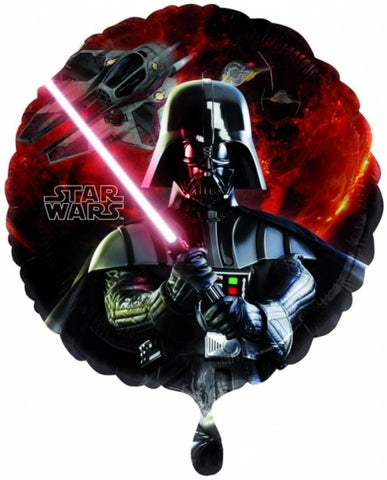 ballon aluminium star wars 45 cm