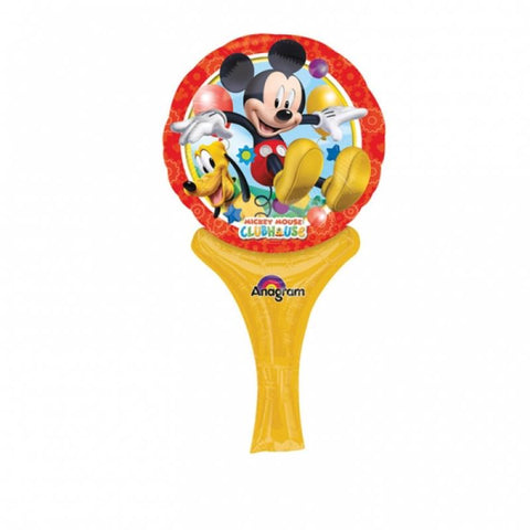 ballon aluminium mini shape mickey