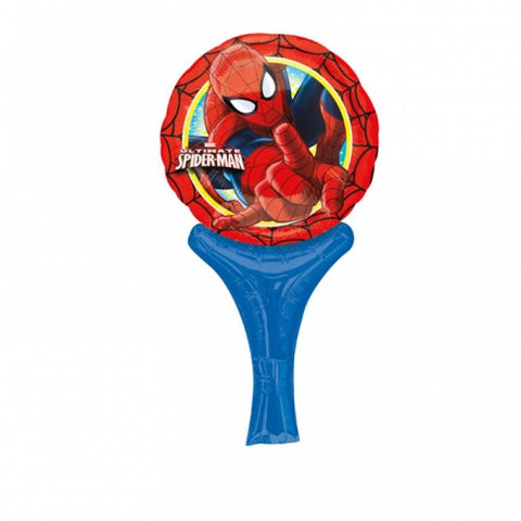 ballon aluminium mini shape spiderman