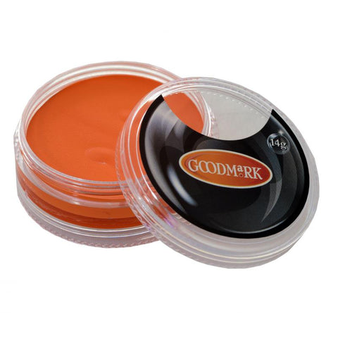 maquillage à l'eau pot 14gr - orange
