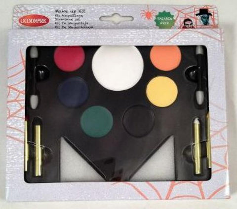maquillage kit palette halloween