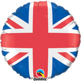 ballon alu union jack