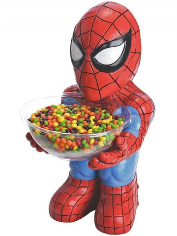Pot à bonbons avec support - Spiderman