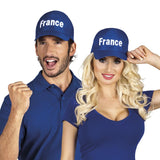 casquette supporter france