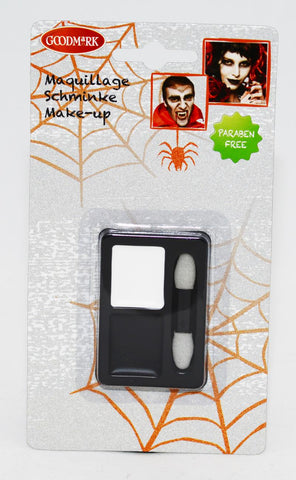 Maquillage kit halloween noir et blanc