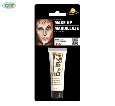 Tube maquillage eau blanc 20ml