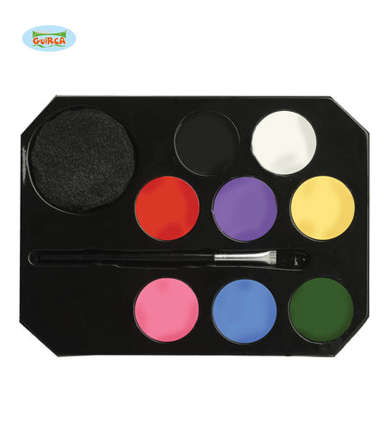Palette Maquillage mousse