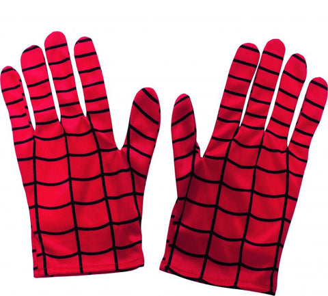 gants spiderman adulte