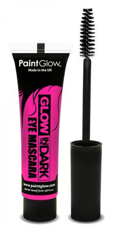 mascara cheveux phosphorescent rose