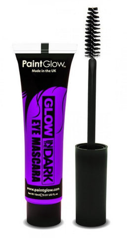 mascara cheveux phosphorescent violet
