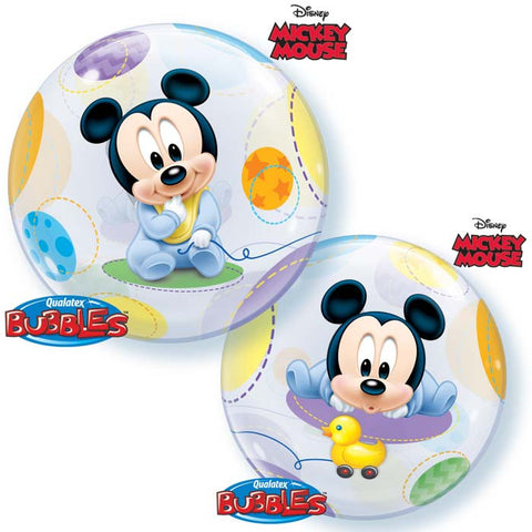 bubble baby mickey 56 cm