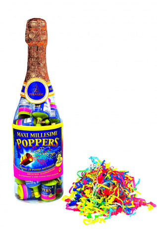 Animation 1 bouteille de 20 poppers partyday - Vivafiesta