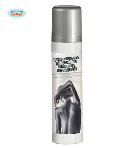 Maquillage spray argent 75ml