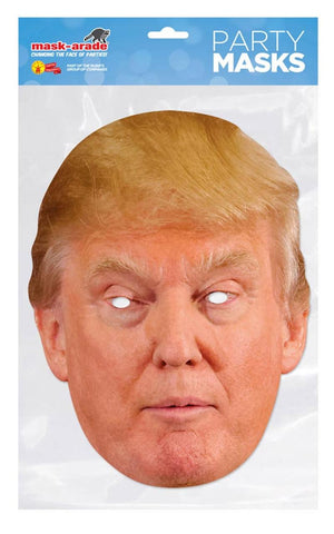 masque donald trump carton