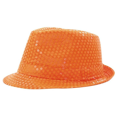 borsalino disco orange fluo