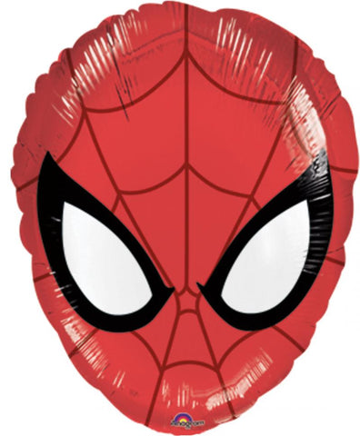 ballon aluminium spiderman 45 cm