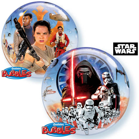 bubble star wars the force awakens 56 cm