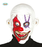 masque clown souriant
