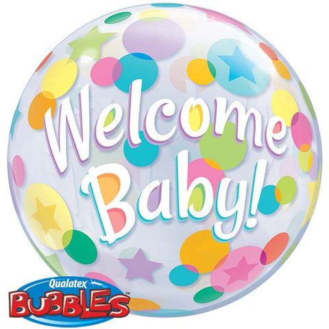 bubble welcome baby 56 cm