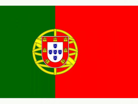 drapeau supporter portugal 90 x 150 cm