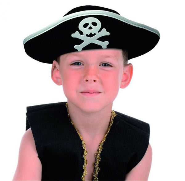 chapeau bicornes pirate enfant