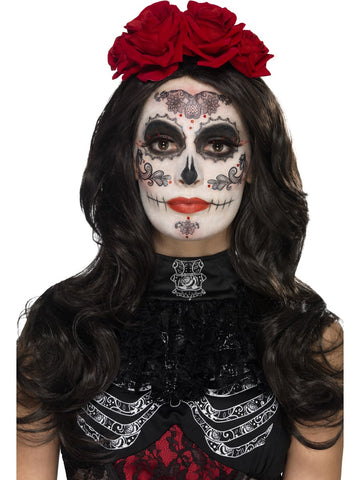 maquillage kit day of the dead femme