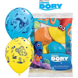 6 ballons dory and friends